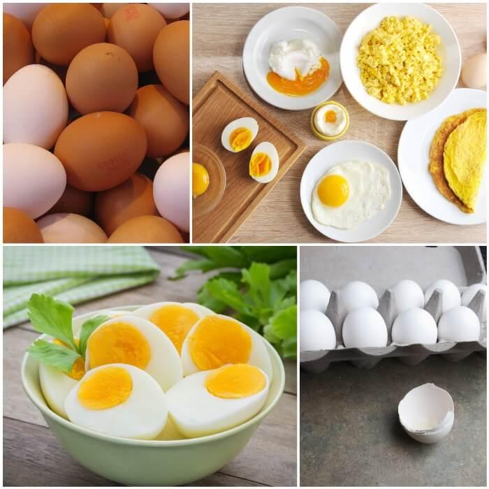 cuantos huevos pueden comer a la semana