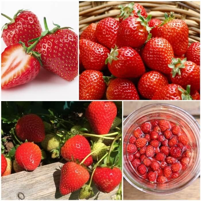 Cuantas fresas puedo comer un diabetico