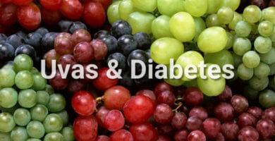 Uvas para la diabetes