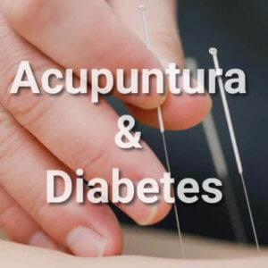 Acupuntura para la Diabetes