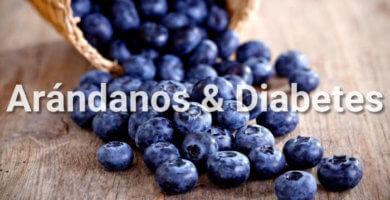 Arándanos para la diabetes