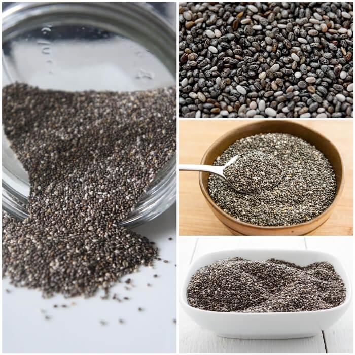 semillas de chia y diabetes