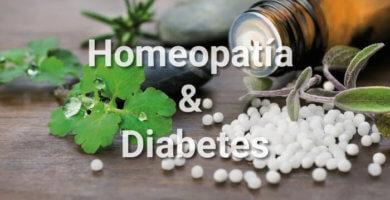 Homeopatía para la diabetes