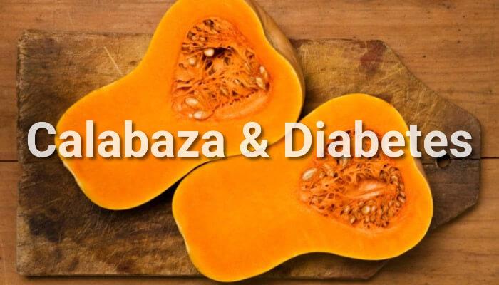 Calabaza asada indice glucemico