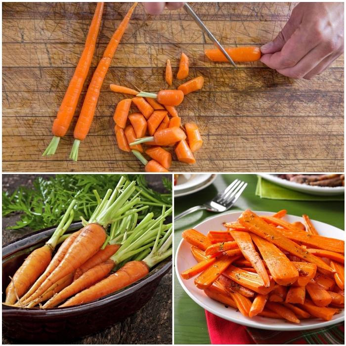 sabor zanahorias y diabetes