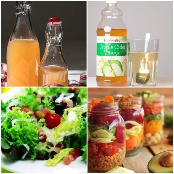 beneficios de tomar vinagre de manzana y limon en ayunas