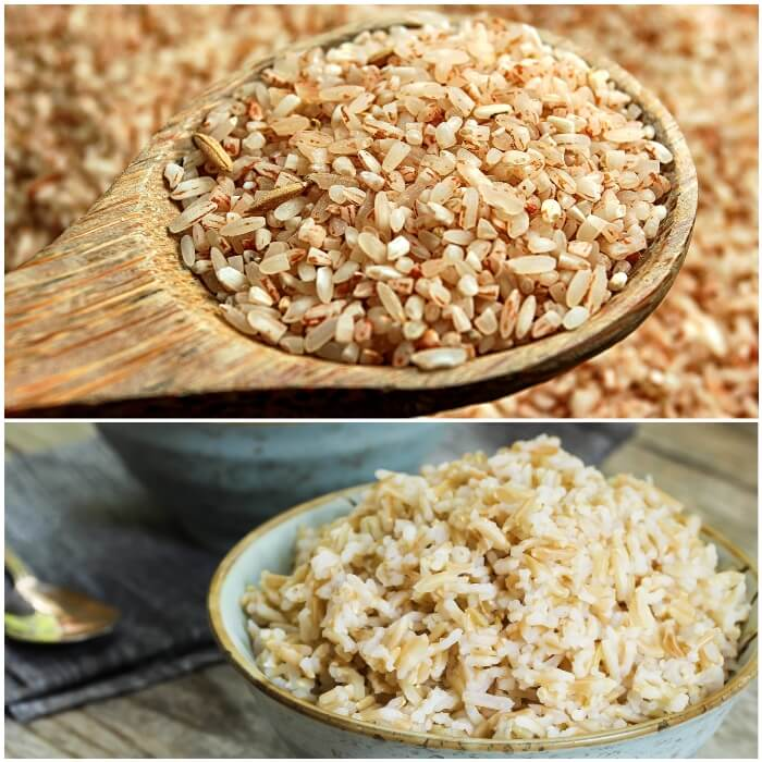 Mejor arroz para la diabetes