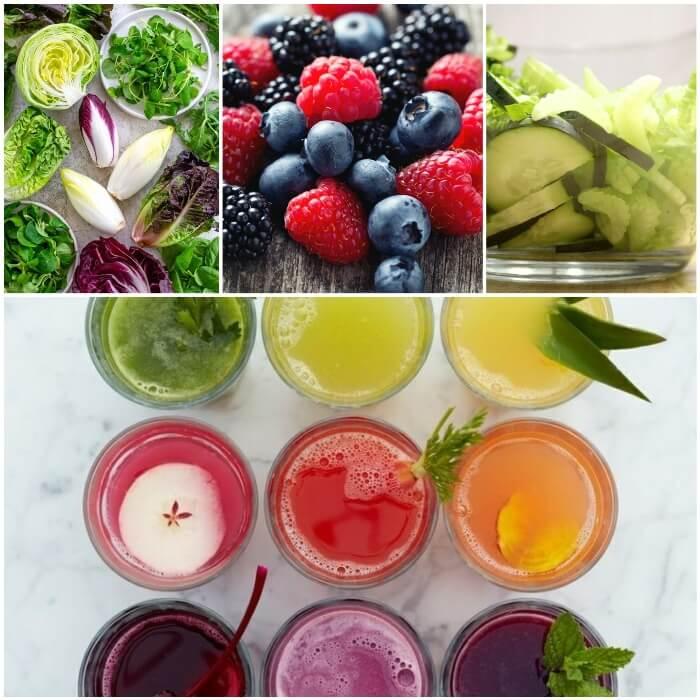 Jugos y zumos para la diabetes
