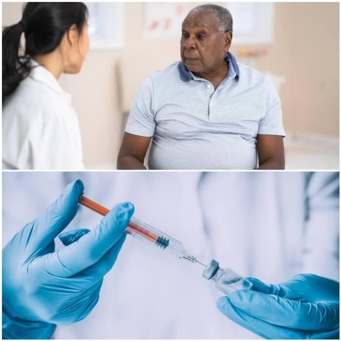 Vacunación en diabéticos
