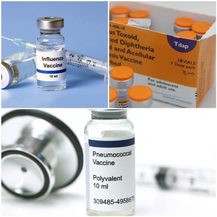 Vacunas y diabetes