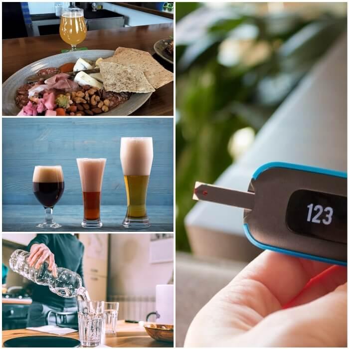 Cerveza, alcohol y diabetes