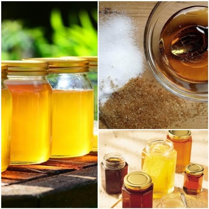 Tomar miel siendo diabético