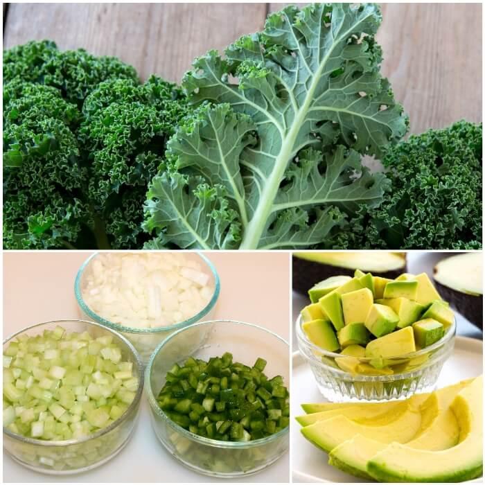 Ensaladas verdes para diabéticos