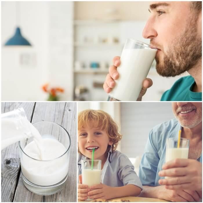 la leche es buena para la diabetes gestacional