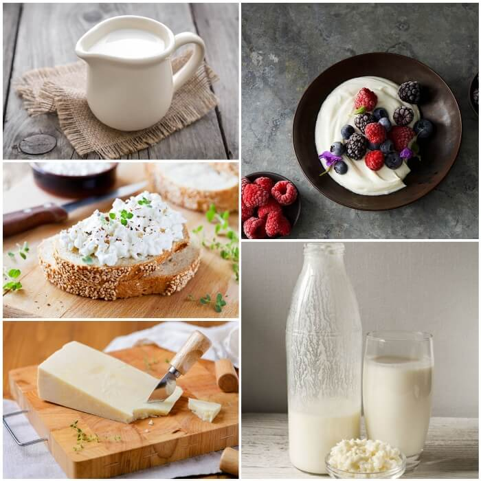 Los mejores lácteos para diabéticos