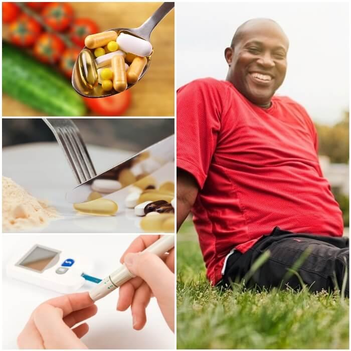 Suplementación para diabéticos