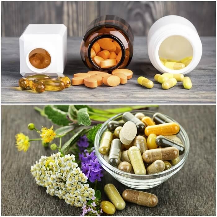 Suplementos para la diabetes