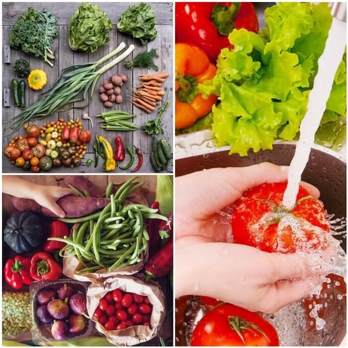 Verduras más saludables para la diabetes